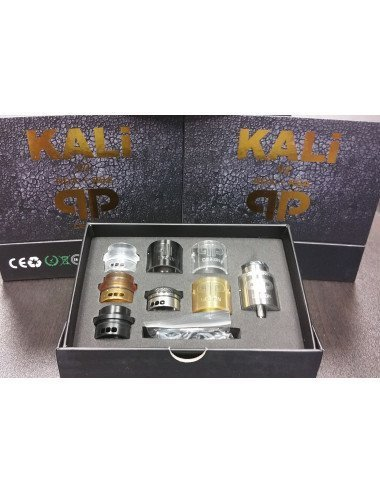 qp design - Kali V2 RDA