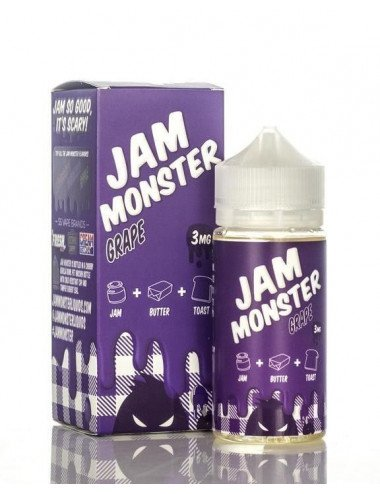 Jam Monster - Grape 100 ml