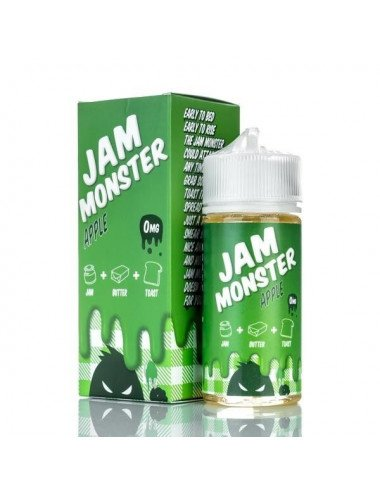 Jam Monster - Apple 100 ml