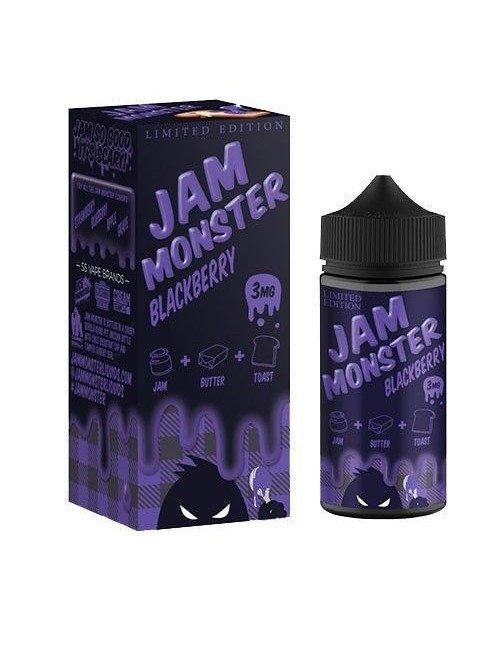 Jam Monster - Blackberry 100ml