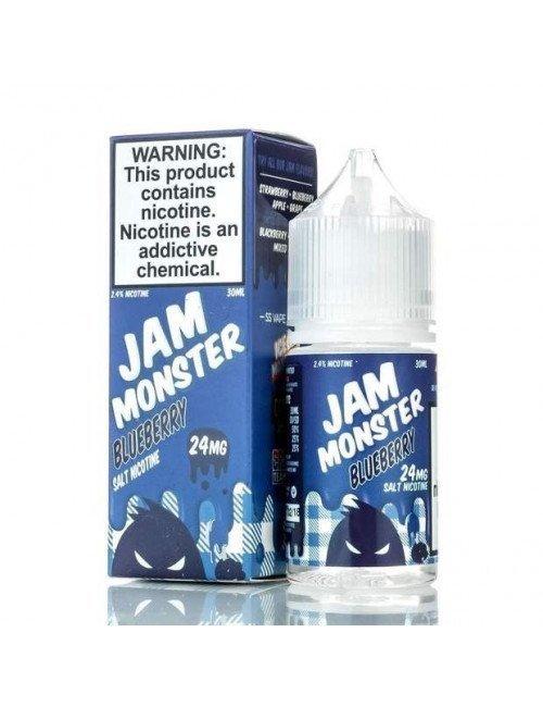 Jam Monster Salt - Blueberry 30 ml