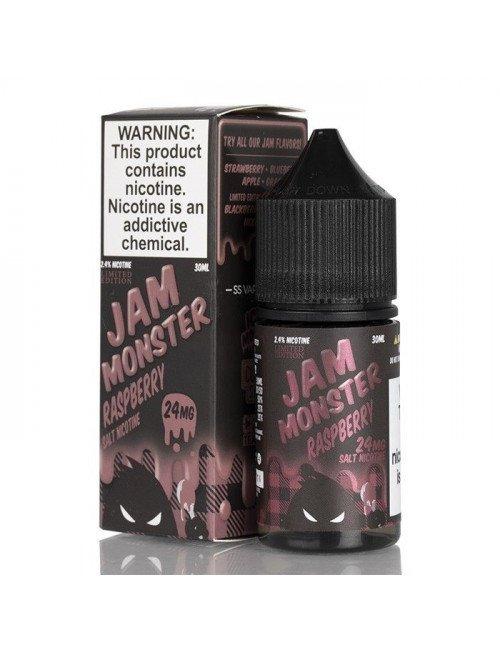 Jam Monster Salt - Raspberry 30 ml