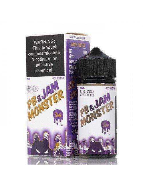 PB & Jam Monster Grape 100 ml