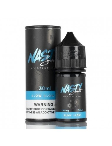 Nasty Salt - Slow Blow 30 ml