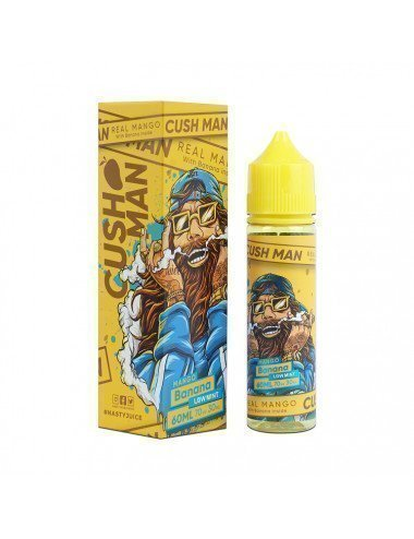 Nasty - Cush Man Banana 60 ml