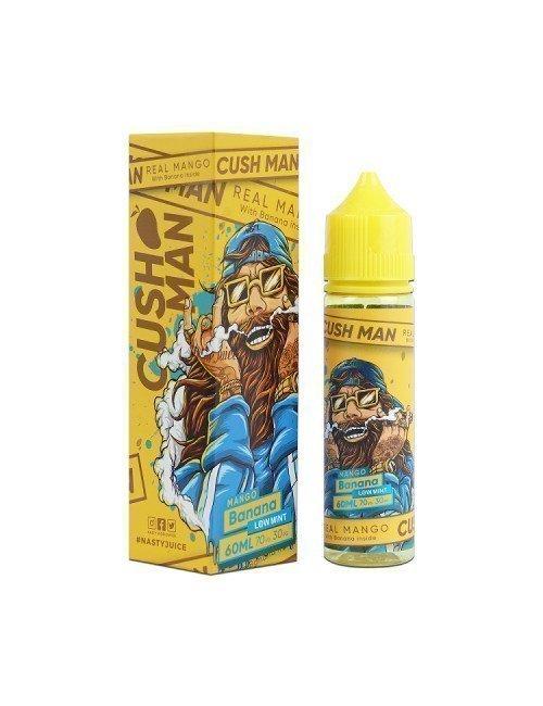 Nasty - Cush Man Banana 60 ml
