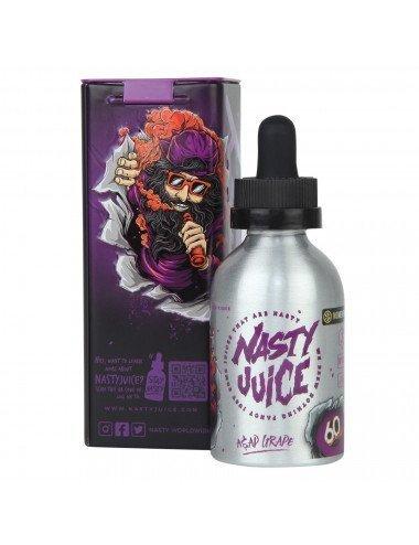 Nasty - Asap Grape 60ml