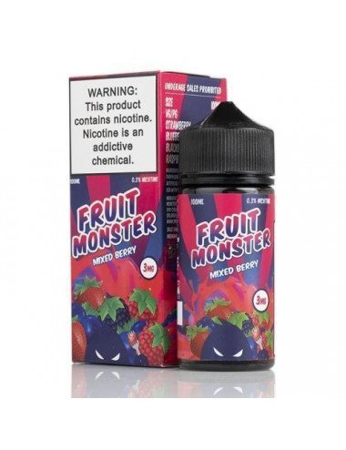 Fruit Monster - Mixed Berry...