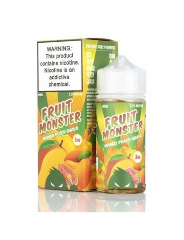 Fruit Monster - Mango Peach...