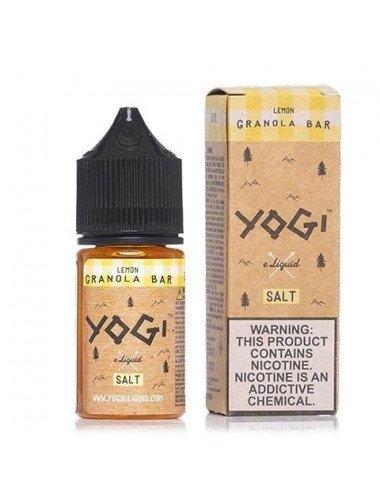 Yogi Salt - Lemon 30 ml