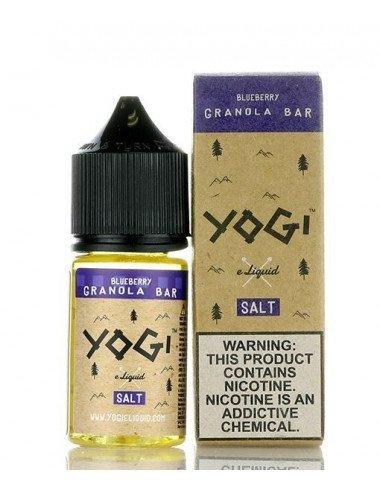 Yogi Salt - Blueberry 30 ml