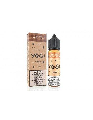 Yogi - Vanilla tobacco 60 ml