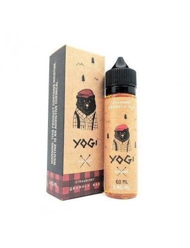 Yogi - Strawberry Granola...