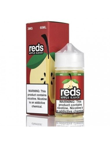 Reds E-juice - Apple 60ml