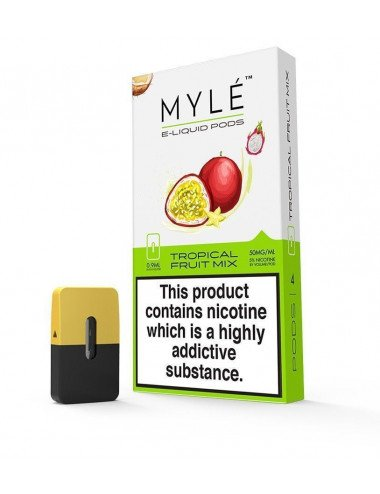 Mylé - Tropical Fruit Mix...