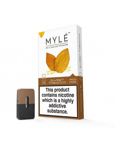 Mylé pods - Sweet tobacco...