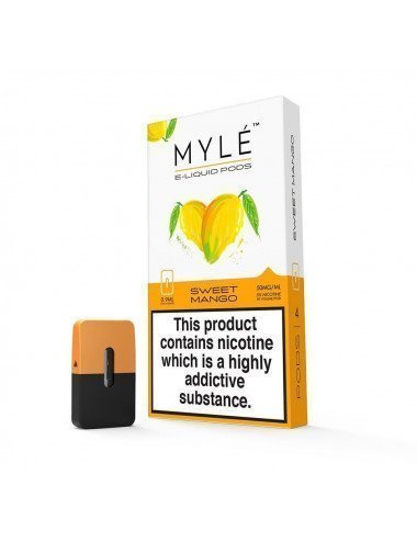 Mylé pods - Sweet mango (4...
