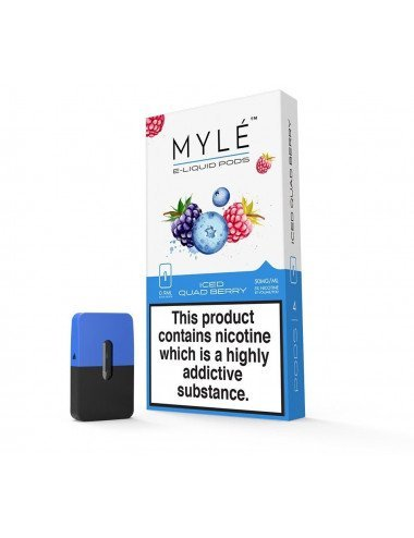 Mylé - Iced Quad Berry (4...