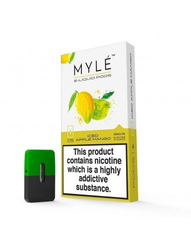 Mylé Pods - Iced Apple...