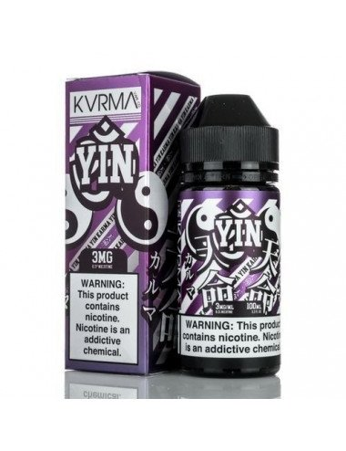 Sugoi Vapor - Karma Yin 100 ml