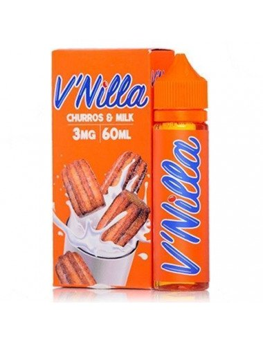 V'Nilla - Churros & Milk 60 ml