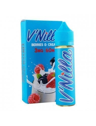 V'Nilla - Berries & Cream...