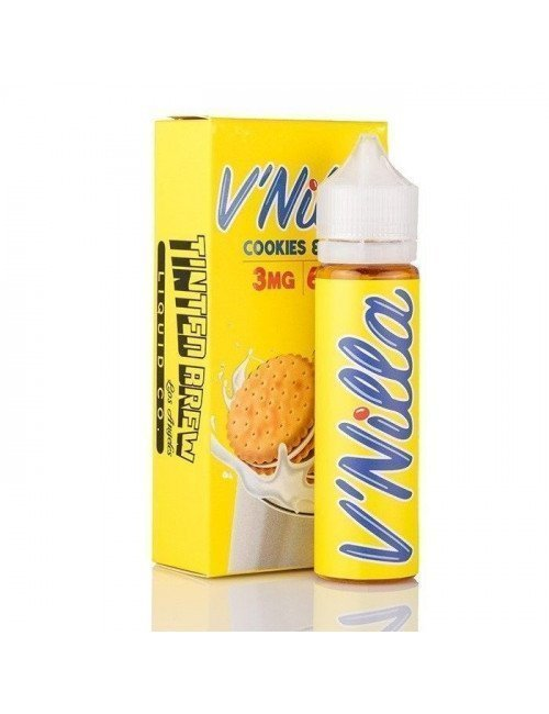 V'nilla - Cookies & Milk 60 ml