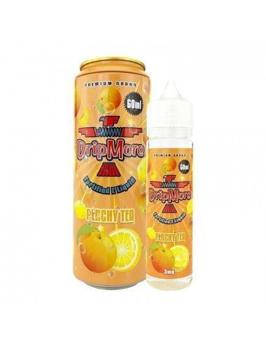 Drip More - Peachy Tea 60 ml