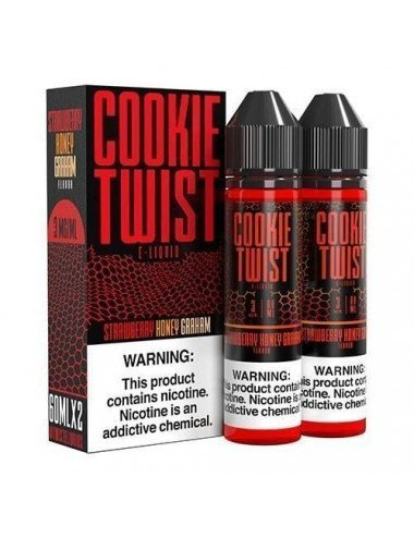Cookie Twist - Strawberry...