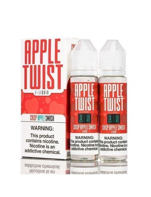 Apple Twist - Crisp Apple Smash 120 ml