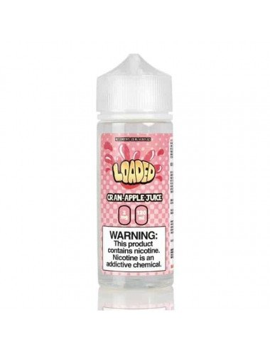 Loaded - Cran Apple 120 ml