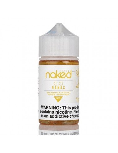 Naked 100 Cream - Go Nanas...