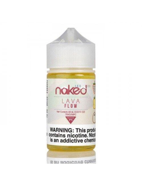 Naked 100 Ice - Lava Flow  60 ml