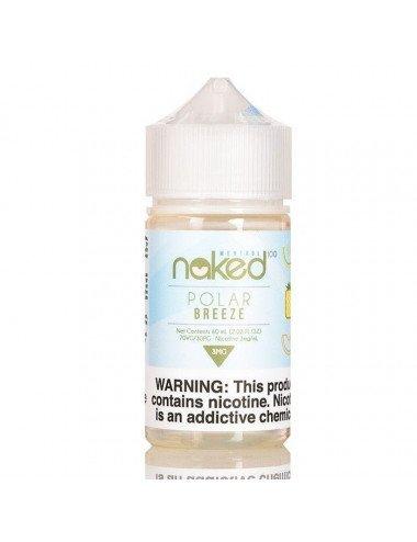 Naked 100 Menthol - Polar...