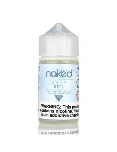 Naked 100 Menthol - Berry 60ml