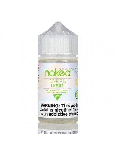 Naked 100 Fusion - Green...