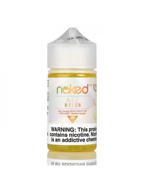 Naked 100 - All Melon 60ml